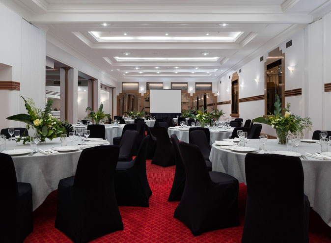 The Victoria Hotel – Gala Event Spaces