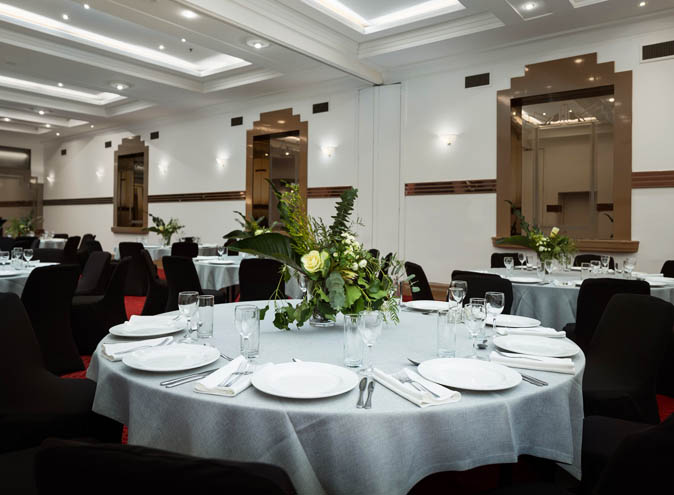 The Victoria Hotel – Ballroom Hire