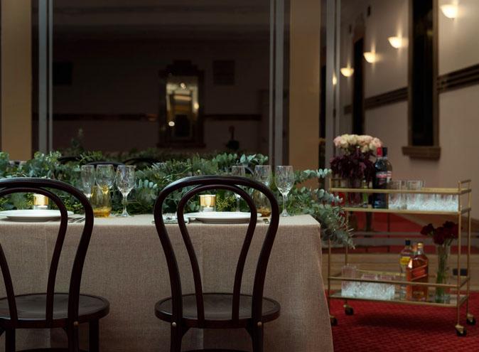 The Victoria Hotel – Ballroom Hire