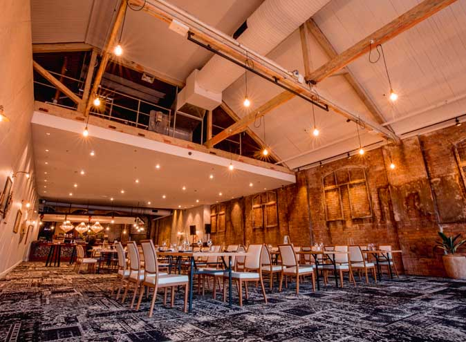 The Warehouse – Function Rooms