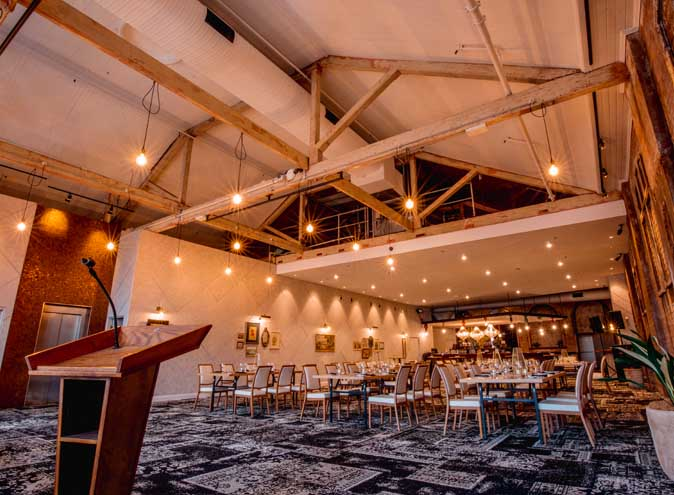 The Warehouse – Blank Canvas Venues