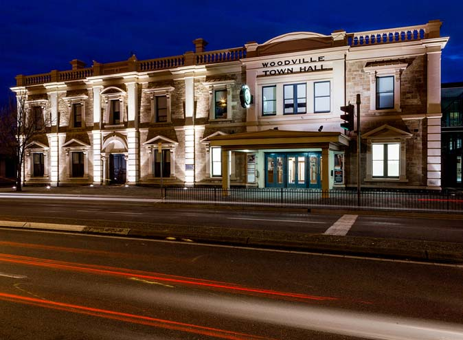 Woodville Town Hall – Large Venue Hire