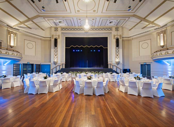Woodville Town Hall – Blank Canvas Hire