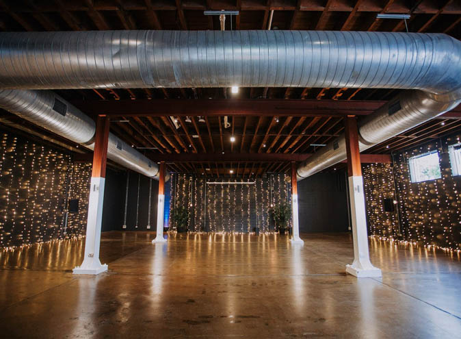 Lightspace – Warehouse Venues