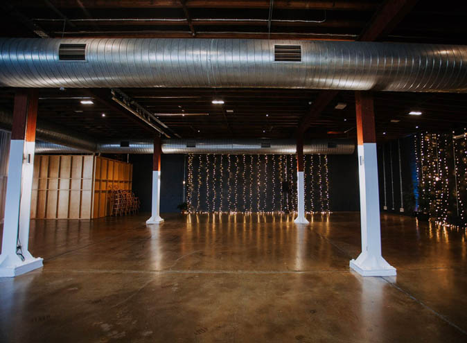 Lightspace <br/> Warehouse Venue Hire