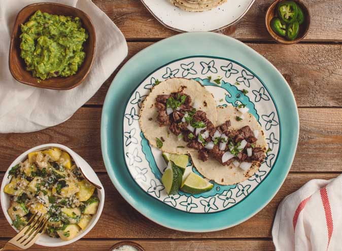 mexican food melbourne cup events