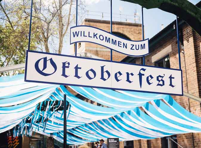 oktoberfest welcome sydney october beer germany hidden city secrets