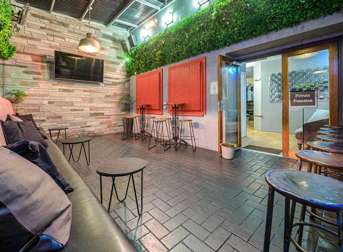 399 Bar – Outdoor Venue Hire