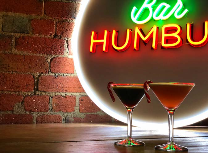 Bar Humbug – Christmas Pop-up Bars