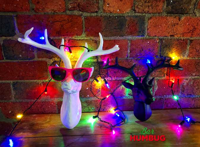 Bar Humbug – Exclusive Xmas Venues