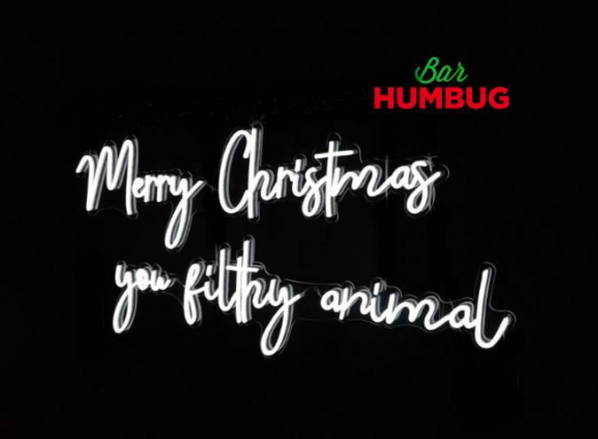 Bar Humbug – Exclusive Xmas Venues