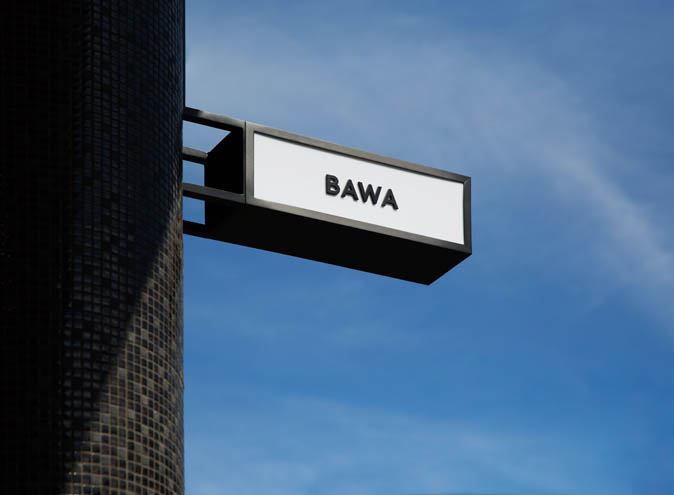 Bawa Cafe – Private Dining Venues