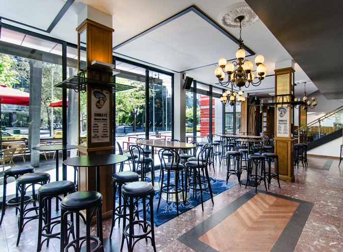Belgian Beer Cafe <br/> Southbank Venue Hire