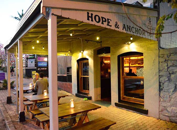 Hope and Anchor – Awesome Venues
