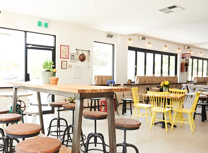 May Street Larder <br/> Fremantle Function Rooms