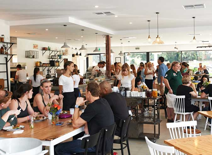 May Street Larder – Fremantle Venues