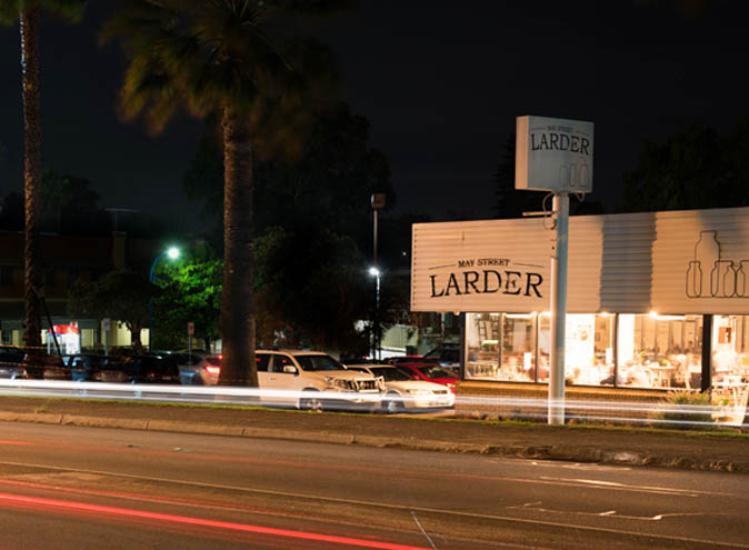 May Street Larder – Top Cafes Fremantle