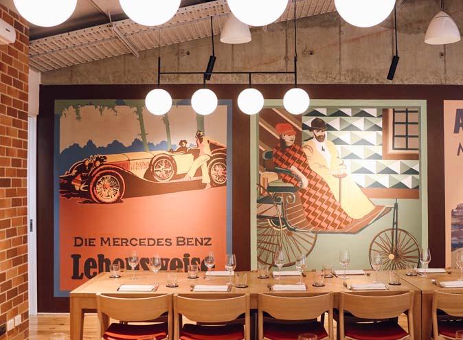 Motorwagen – European Cafes