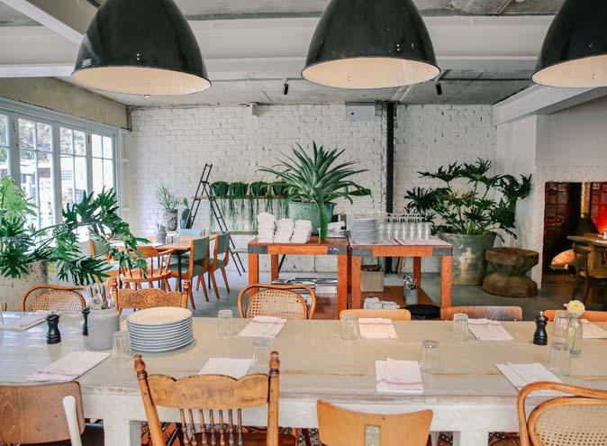 Park House Food Merchants & Restaurant