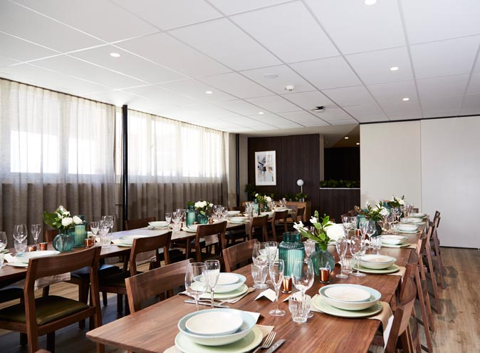 ALCOTT, Lane Cove <br/> Modern Event Spaces