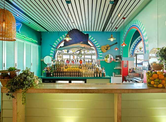 The Bucket List <br/> Best Beachside Bars