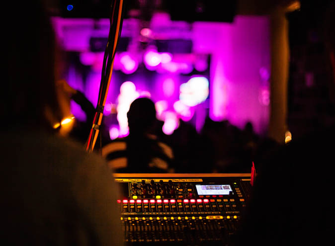 The Newsagency – Performance Venue Hire