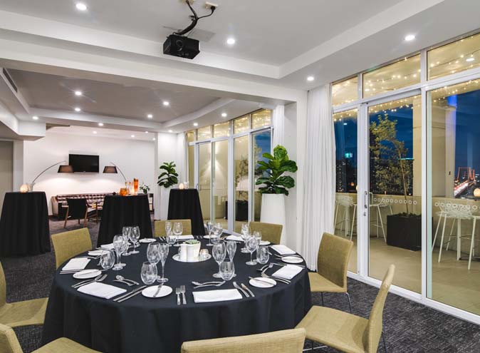 The Point Brisbane Hotel – Seminar Rooms