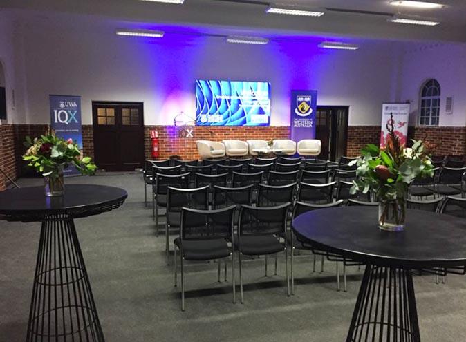 UWA IQX – Seminar Venue Hire