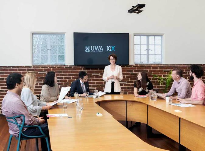 UWA IQX <br/> Conference Venues