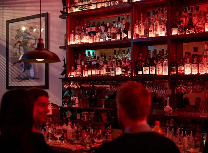 White Oaks Saloon – Americana Bars