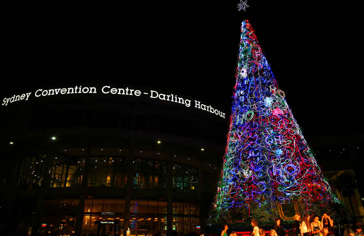 christmas darling harbour2