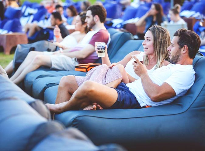 openair cinemas melbourne outdoor movies drinks eats date night hidden city secrets dogs cinema 4