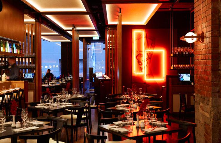 sake melbourne japanese cuisine BYO exclusive hamer hall flinders lane top best luxe lunch dinner dj high end 3