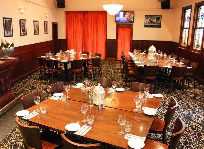 Fiascos Restaurant At The Morrison Hotel Hidden City Secrets
