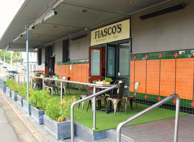 Fiascos Restaurant @ The Morrison Hotel