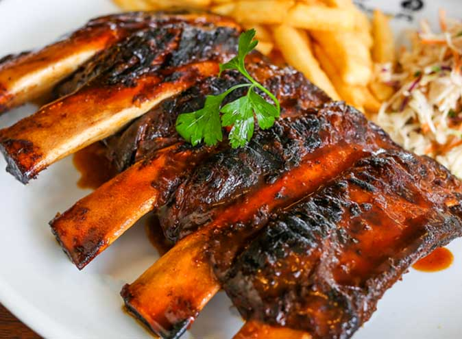 Ribs & Rumps <br/> Top Steakhouses