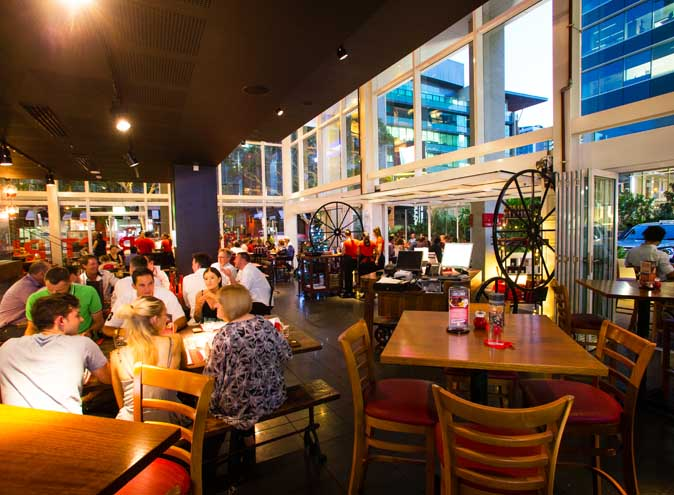 Ribs & Rumps Fortitude Valley – Venue Hire