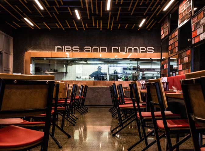 Ribs & Rumps – Milton Restaurants