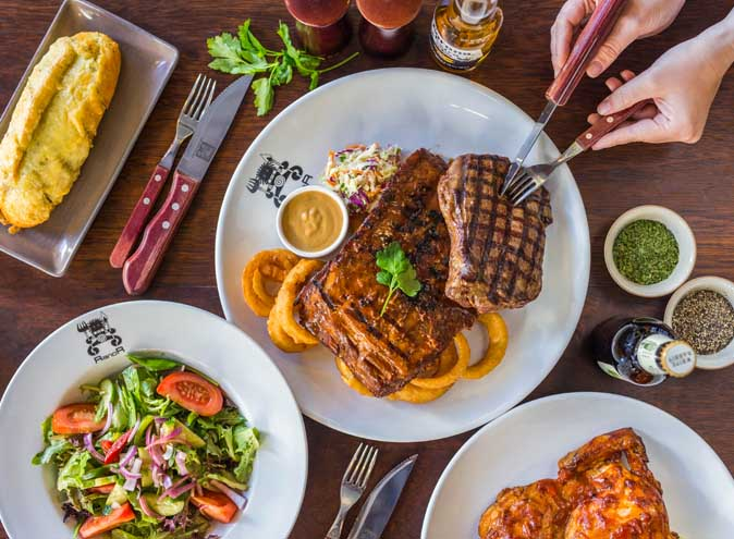 Ribs & Rumps <br/>Best Steakhouse Restaurant