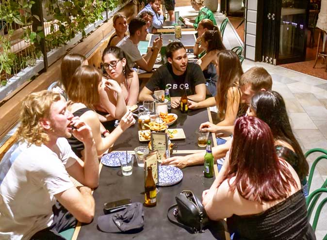 Soho Gardens – Outdoor Dining