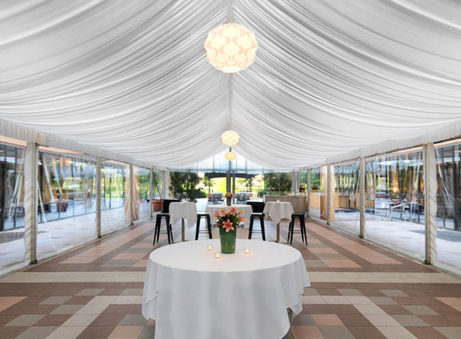 Amora Hotel Riverwalk – Outdoor Venues