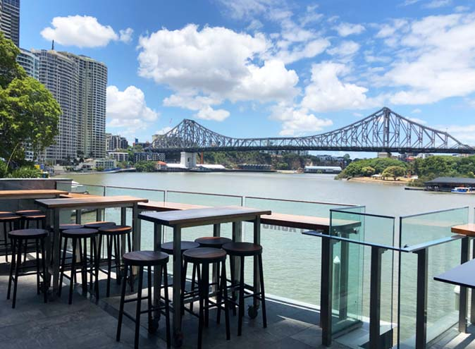 Bar Pacino – Riverside Rooftop Bars