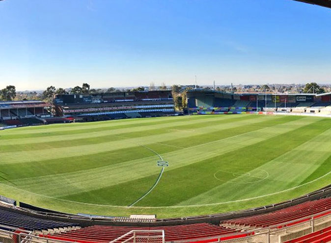 Ikon Park – Carlton Football Club