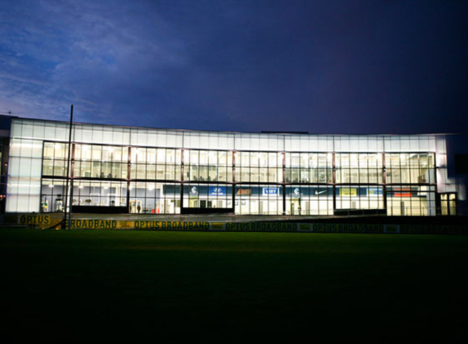 Ikon Park <br/>@ Carlton Football Club