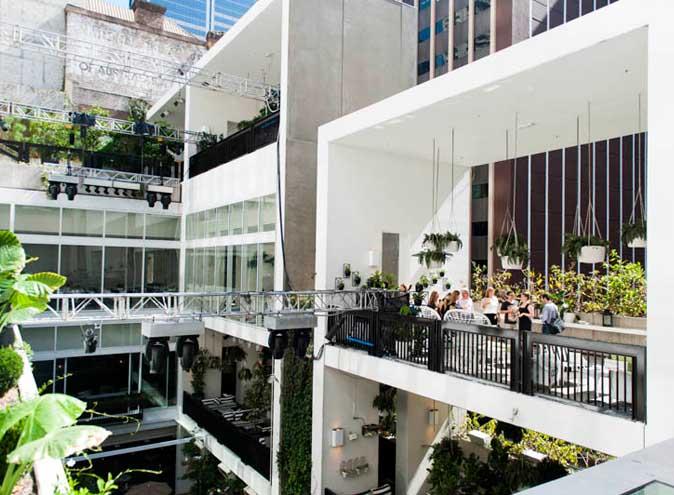 Ivy Sunroom – Rooftop Venue Hire