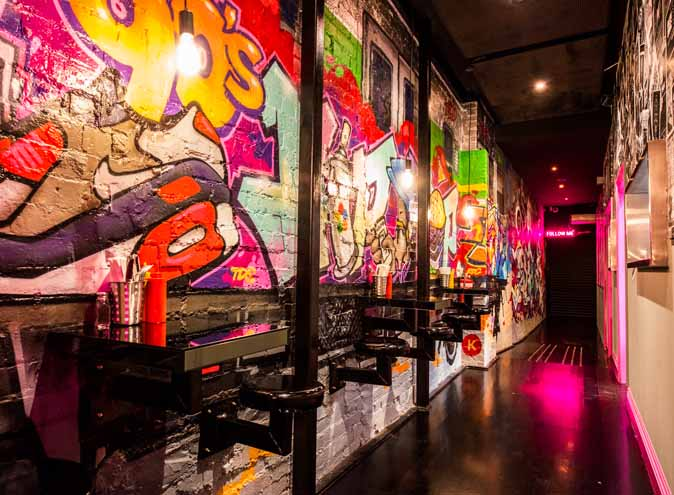 Southside Central – Bars For Hire