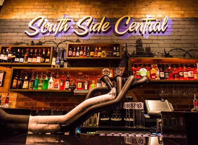 Southside Central <br/> Bars For Venue Hire