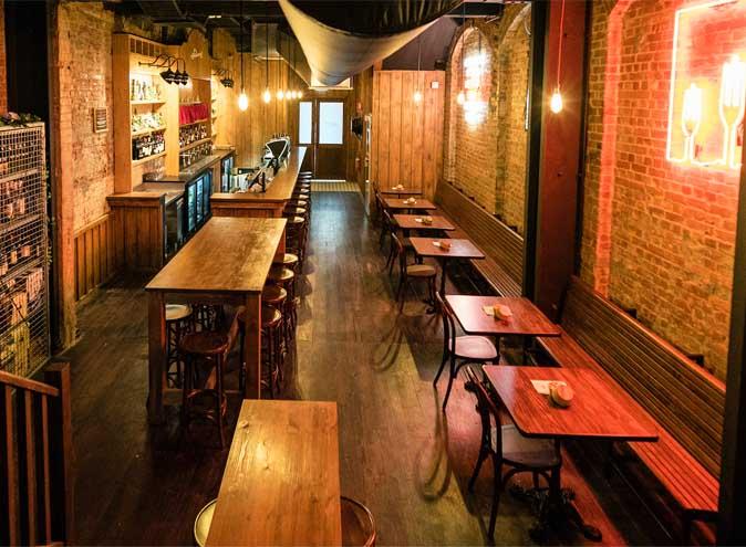 Spaghetti Western Saloon – American Restaurants