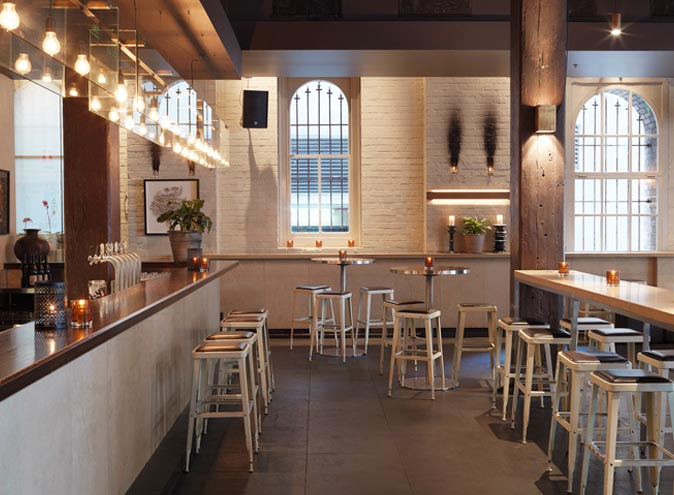 Tank Stream Bar – Iconic Wine Bars
