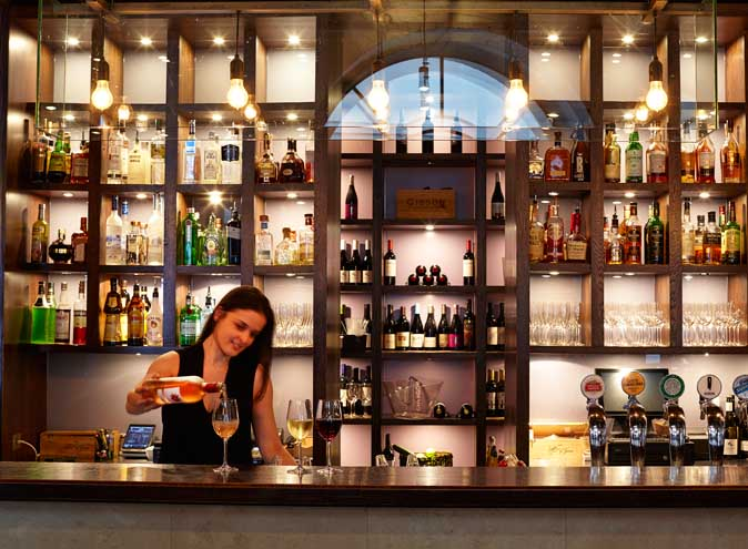Tank Stream Bar – Iconic Wine Bars
